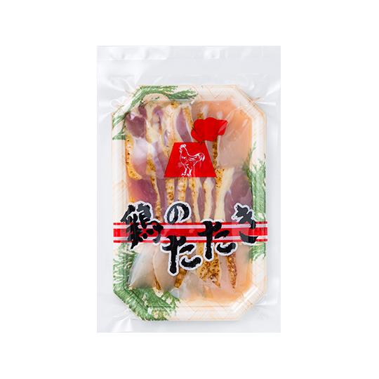 鶏のたたき(鶏刺し)
